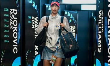 Maria Sharapova, huiduita copios la Australian Open