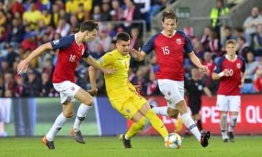 Norvegienii, surprinsi de o decizie luata de FRF inaintea meciului din preliminariile pentru EURO 2020