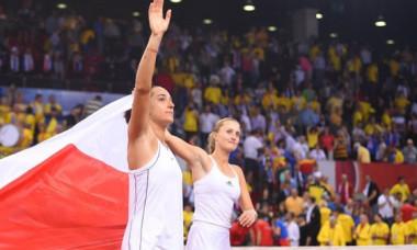 Caroline Garcia si Kiki Mladenovici, gest superb la adresa romanilor dupa victoria din Fed Cup