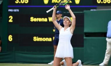Ce nota a primit Simona Halep pentru evolutia de la Wimbledon: Naomi Osaka si Angelique Kerber au luat cate un 4!