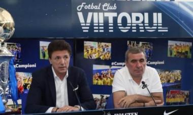 Gica Popescu reactioneaza dupa presupusa revolta a celor mai importanti jucatori din lotul Viitorului