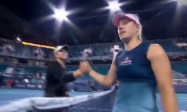 Presa internationala reactioneaza dupa replica acida pe care Angelique Kerber i-a dat-o Biancai Andreescu (Video)