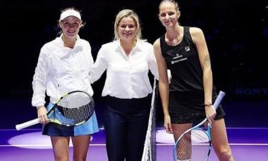 """Tenismena cu care Simona Halep isi doreste neaparat sa joace: """"A fost un model pentru mine"""""""