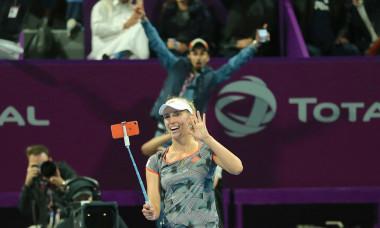 Presa internationala a analizat esecul Simonei Halep in finala WTA de la Doha, cu Elise Mertens