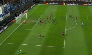 """Golul """"de tenis de masa"""" primit de CFR Cluj, exersat intens de cehi: Dezvaluirile de la finalul meciului"""