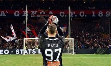 Ionut Radu, refuzat de un club din Serie A: Inter i-a stabilit un termen limita pentru a-si gasi echipa