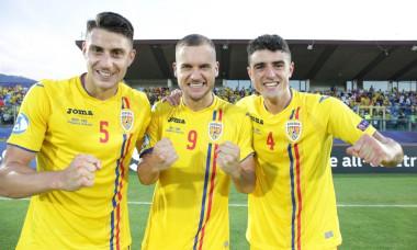 The Sun dezvaluie cine e fotbalistul roman care a primit 5 oferte din Premier League dupa calificarea in semifinalele EURO U21