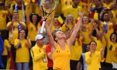 Reactiile aparute in presa din Franta dupa ce Kristina Mladenovic a fost invinsa de Simona Halep: Iata ce scriu L'Equipe si Eurosport