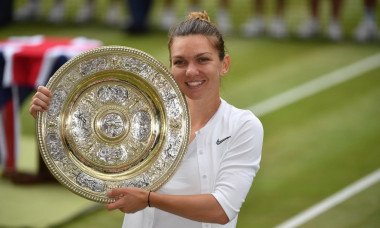 "Daniel Dobre le transmite un mesaj ""haterilor"" Simonei Halep dupa victoria de la Wimbledon"