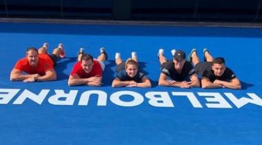 Darren Cahill i-a transmis un mesaj public Simonei Halep dupa accidentarea de la Australian Open