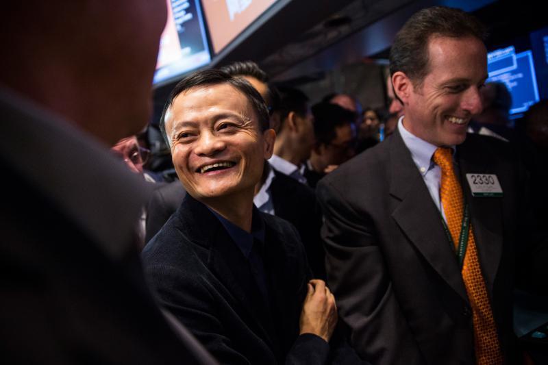 Jack Ma fondatorul Alibaba - FOTO Guliver Getty Images