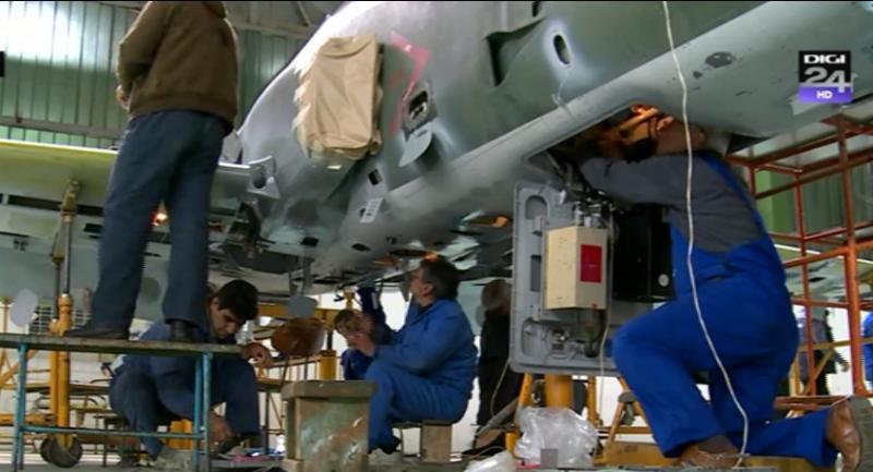 ghimbav fabrica avioane
