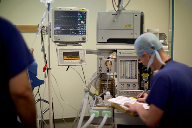 medic spital getty