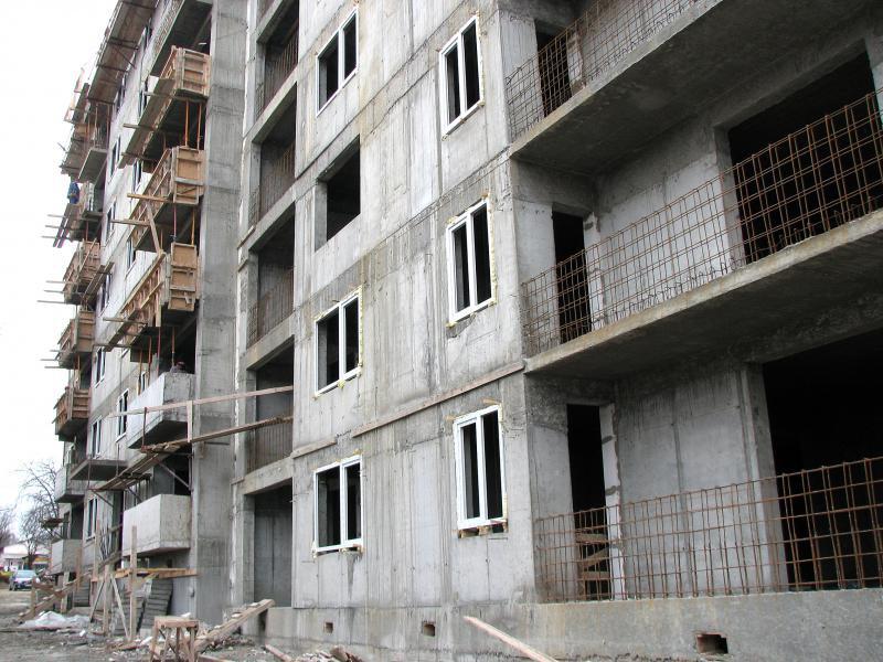 constructie apartamente AGERPRES 1