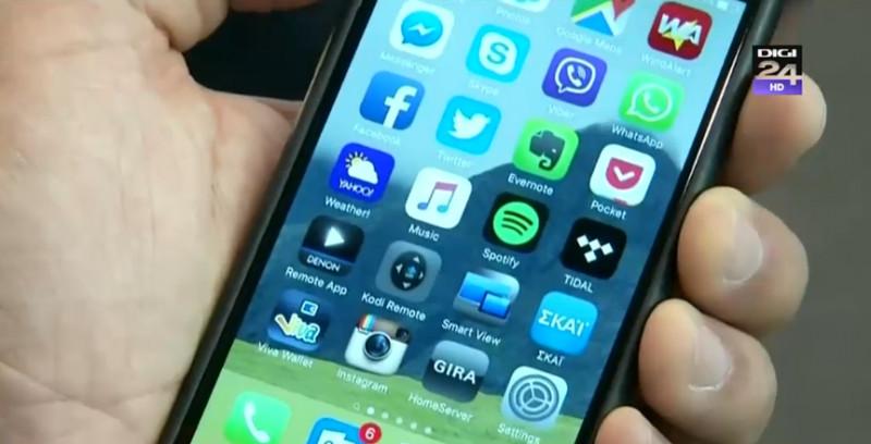 smartphone tehnologie aplicatie