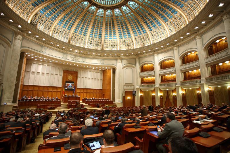 sedinta comuna senat Camera deputatilor 27 martie  5257308-Mediafax Foto-Mihai Dascalescu 2
