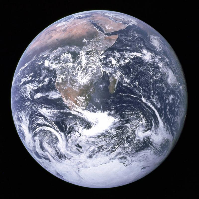 pamant planeta nasa