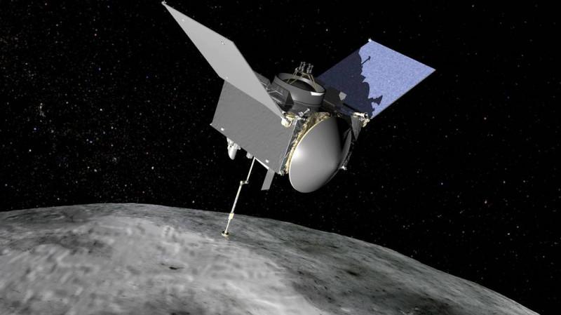 osiris-rex-spacecraft - nasa