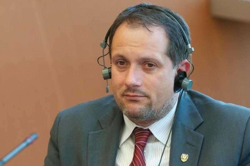 Sorin-Lazar-Senator