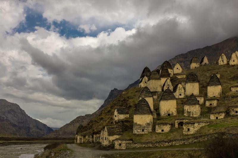 cetatea mortilor - serghei norin flickr