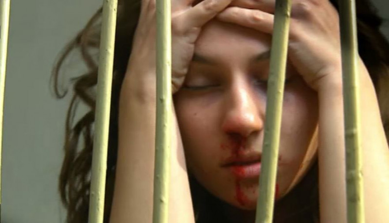 proiect femeie batuta