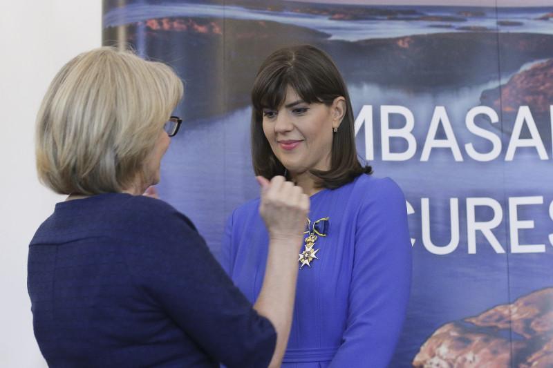 Kovesi si ambasadoarea Suediei inquam photos octav ganea (1)