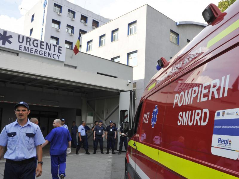 Spitalul Floreasca_agerpres_7071217
