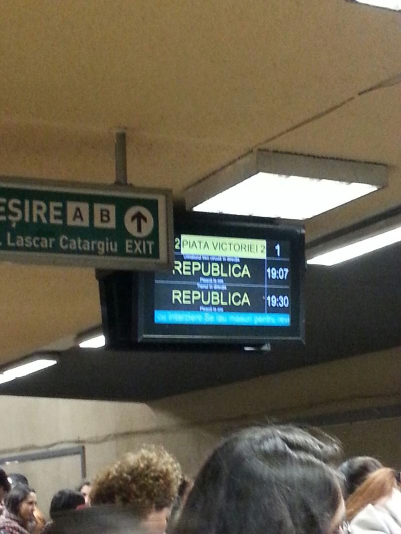 metrou Aglomeratie Republicii 2 031116