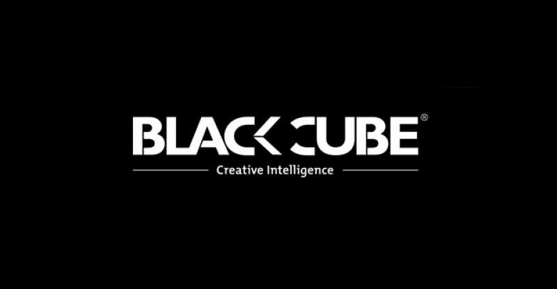 black cube