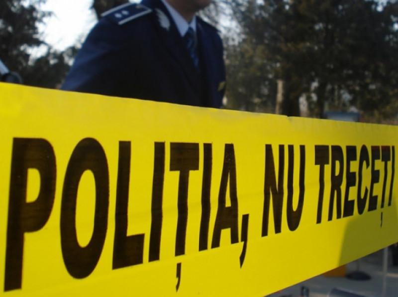 POLITIE CRIMA