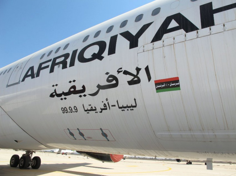 africa airways avion