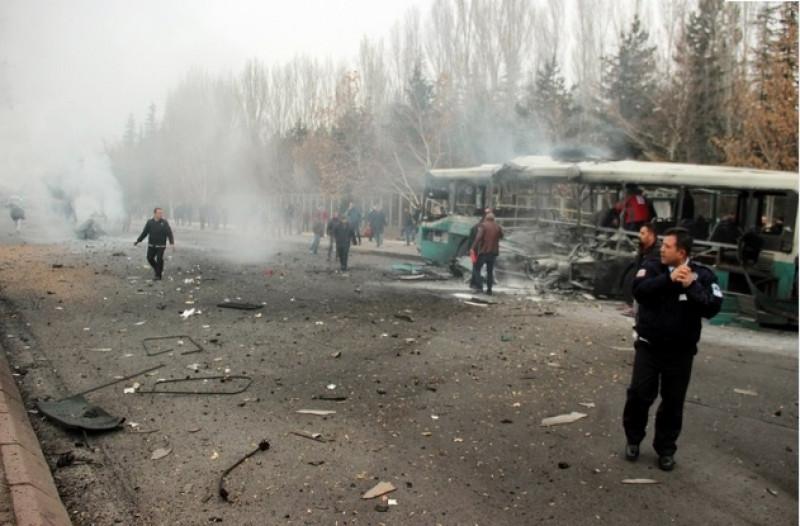 explozie kayseri turcia - captura cnn turk