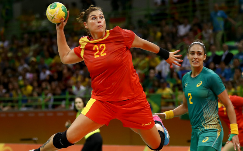 handbal romania brazilia getty