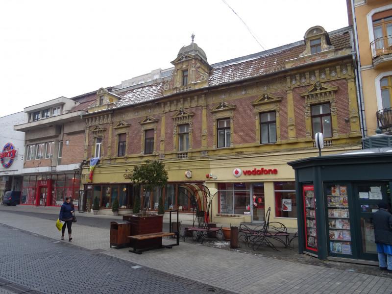 case reabilitare centru istoric Oradea