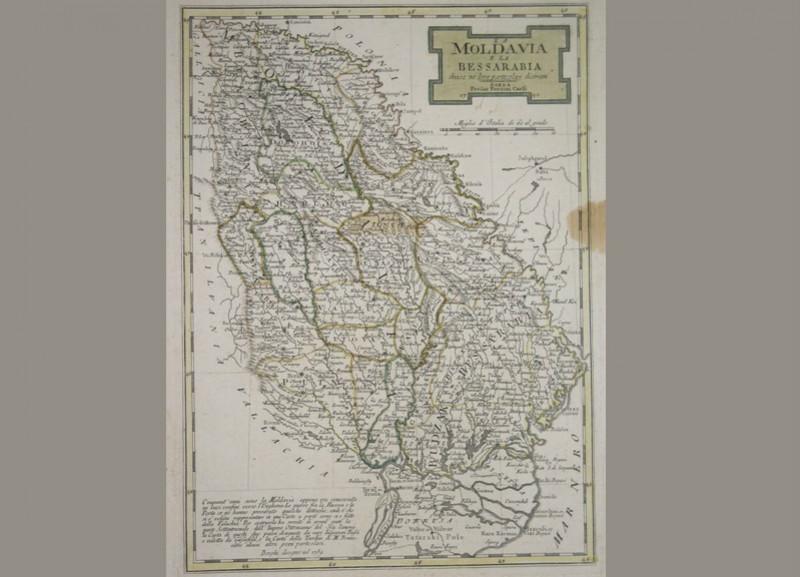 harta cu margini