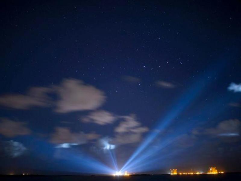 pregatiri pentru decolarea OSIRIS nasa