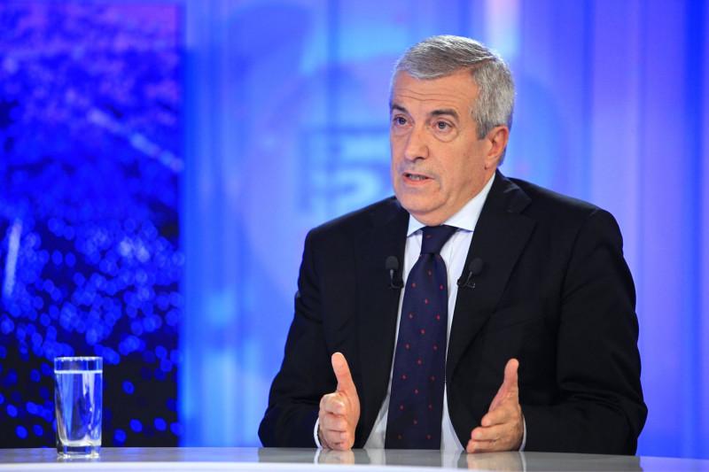 Calin Popescu Tariceanu, la Jurnalul de seara (3)