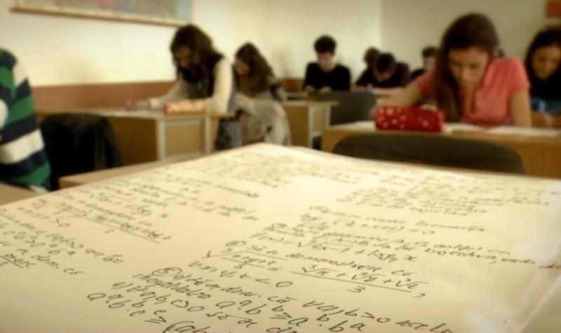 elevi test scoala