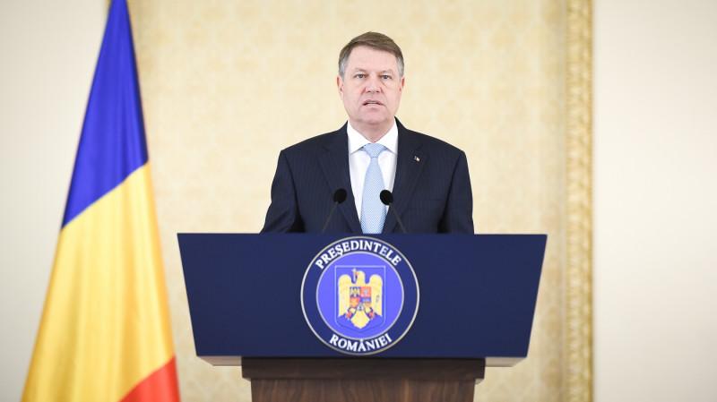 iohannis presedintie presidency