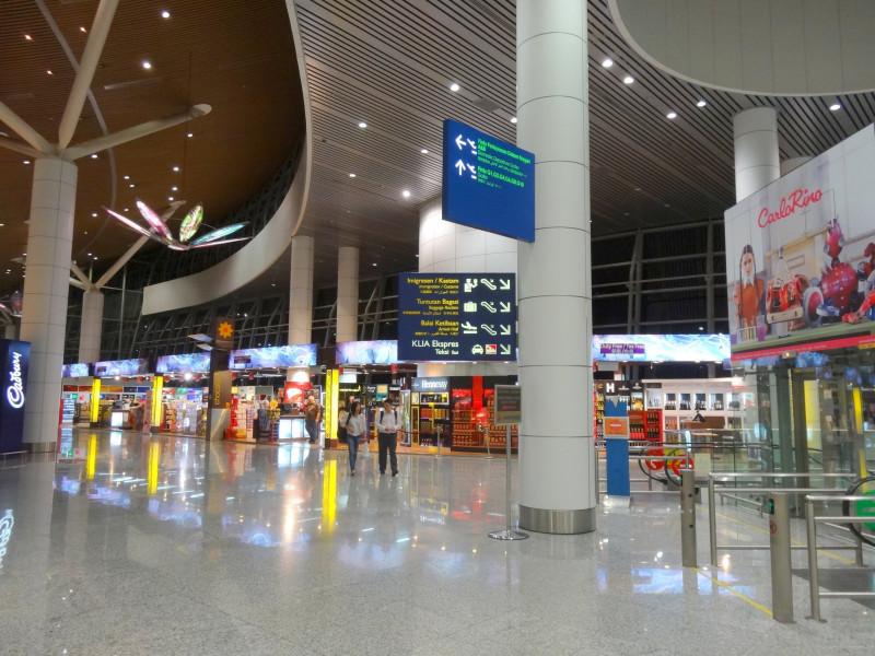 kuala lumpur aeroport
