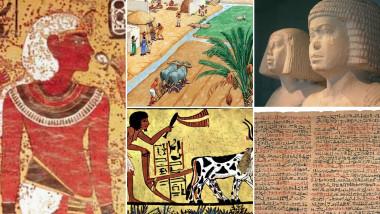 Pasta de dinți de la vechii egipteni și alte invenții de mii de ani