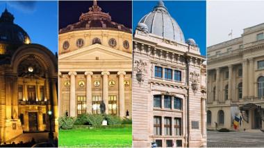 Cum putem promova monumentele istorice? Un anticar bucureștean prezintă cele mai importante construcții din Capitala României