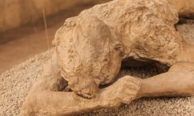 Adevarul tragic despre modul in care au murit locuitorii din Pompei cand a erupt Vezuviu
