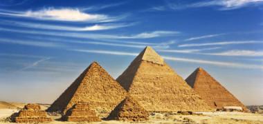Secretele piramidelor, dezvaluite. Ce sistem inedit ar fi folosit civilizatia antica pentru a ridica monumentele impunatoare