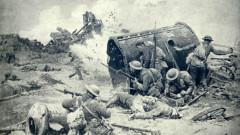 Inregistrare istorica emotionanta: cum s-a auzit momentul in care s-au oprit focurile de arma la finalul Primului Razboi Mondial