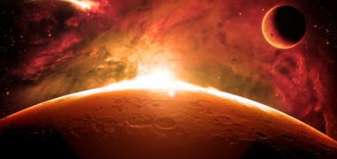 Vehiculul Curiosity a descoperit fluctuatii neobisnuite de oxigen pe Marte