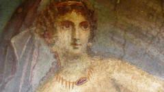 Imagine erotica descoperita in ruinele din Pompei. Ce se va intampla cu relicva controversata