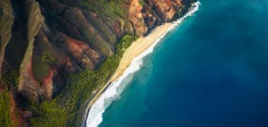 Google Earth a publicat 1.000+ imagini cu cele mai impresionante peisaje din lume. Cum arata Terra