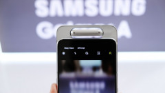 Samsung lanseaza Galaxy A80. Cum arata smartphone-ul cu o camera rotativa si fara breton
