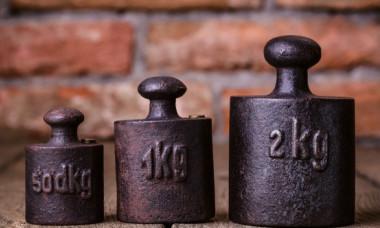 Definirea kilogramului s-a schimbat pentru totdeauna